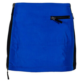 SKHoop W's Gretchen Windstopper Mini Skirt Snorkel Blue